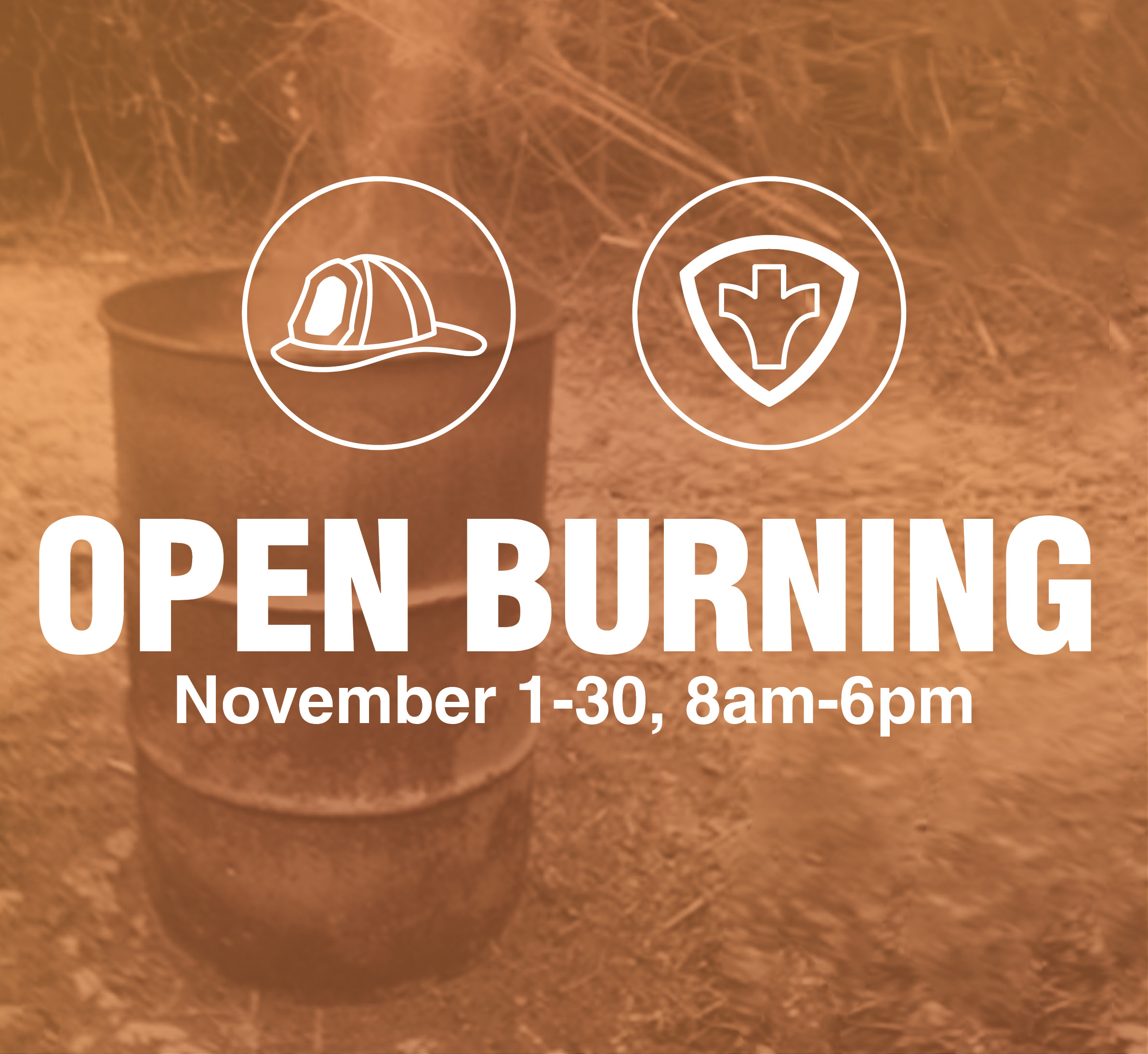 Fall Open Burn