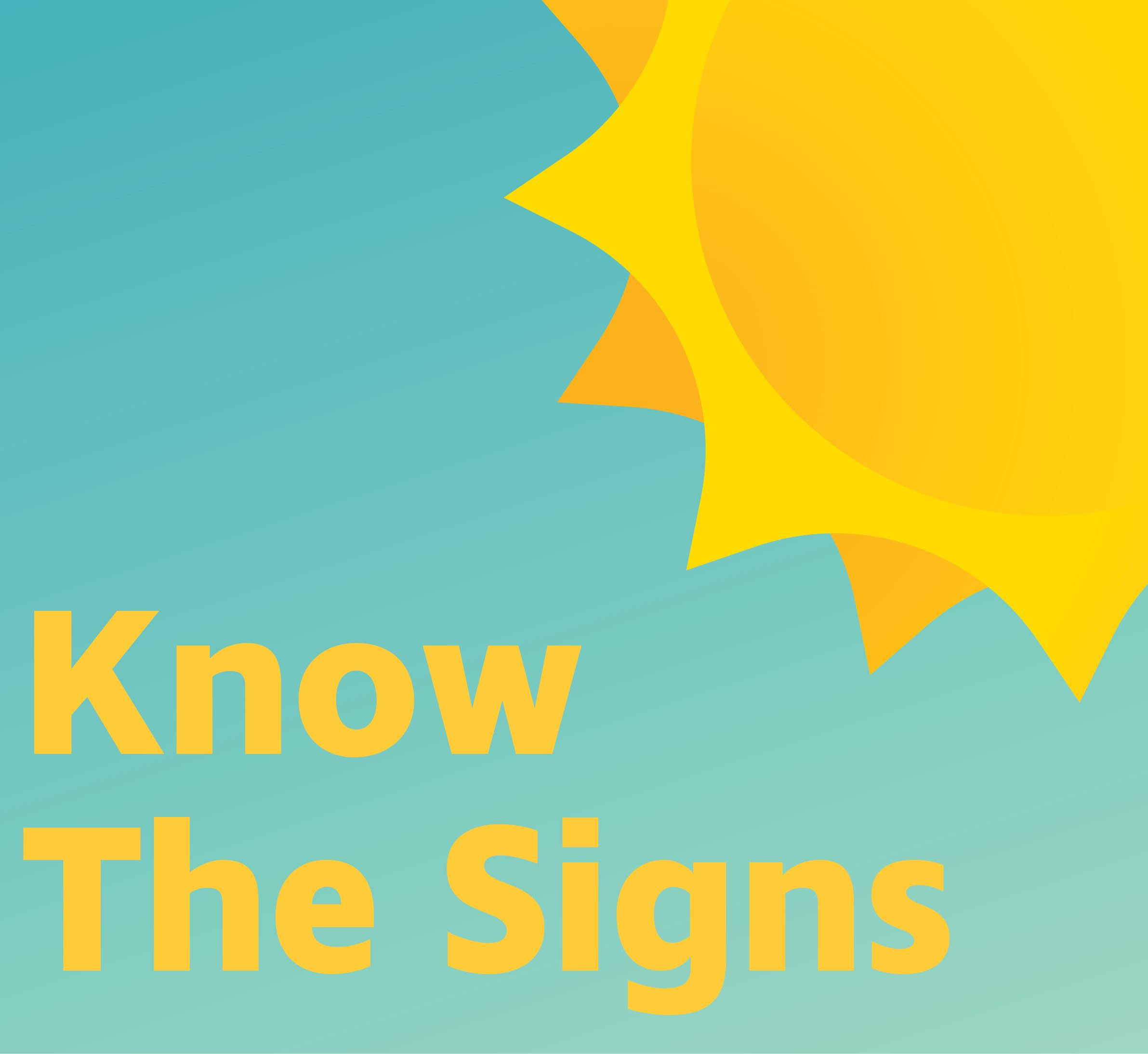 Heat Illness Know the Signs