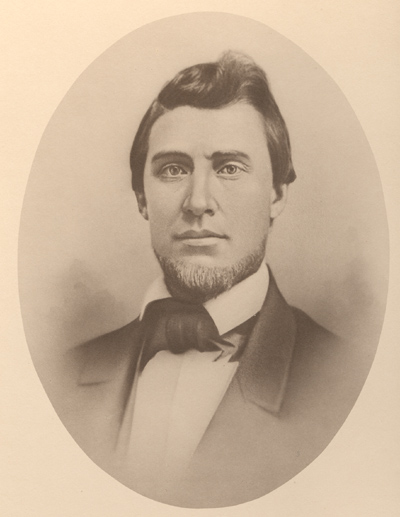 Joseph A Anthony: 1853-1854
